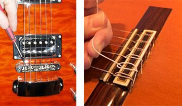 Herstellen akoustische instrumenten